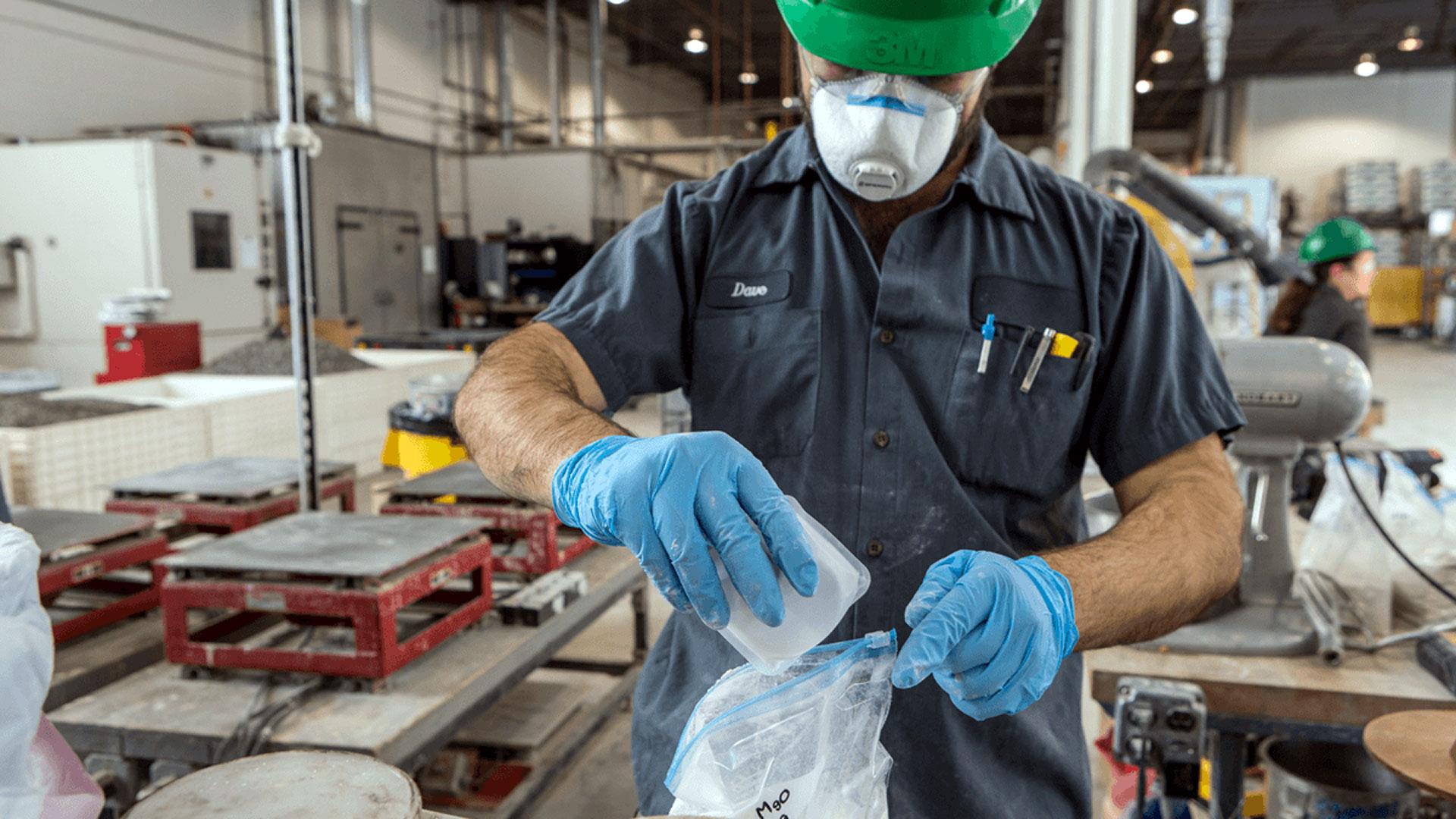 Industrie der Zukunft: Umweltfreundlicher Zement