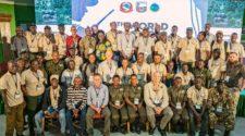 Ranger:innen auf dem World Ranger Congress 2021 in Chitwan, Nepal
