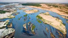 Flüsse: Tansania, Selous Game Reserve