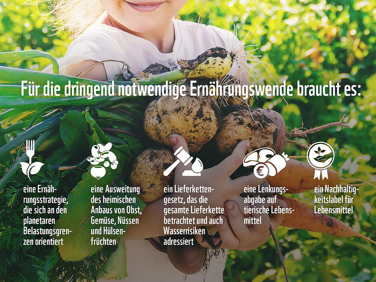 Landwirtschaft Wasser was die Ernährungswende braucht