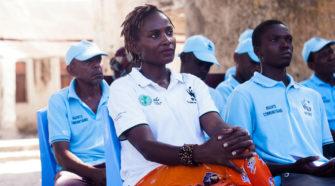 Lara Muaves, WWF Mosambik